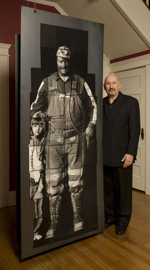 HONORING AMERICA'S COAL MINERS - A PHOTOGRAPHIC PROJECT